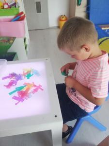 Sensogracja - terapia pedagogiczna